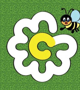 animals labyrinth bee