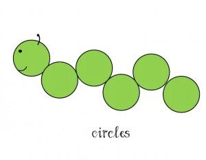 bugs activities circle
