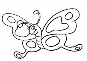butterfly coloring (5)