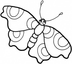 butterfly coloring (6)