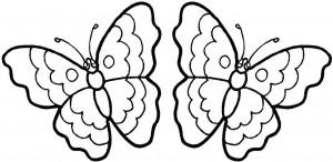 butterfly coloring fıne motor (7)