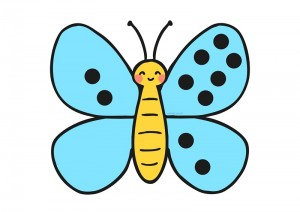 butterfly count for preschoolers