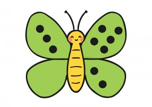 butterfly count math