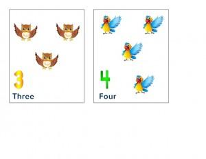 cards birds printables