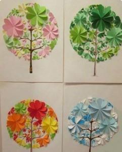 circle paper arts