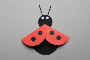circle paper crafts animals