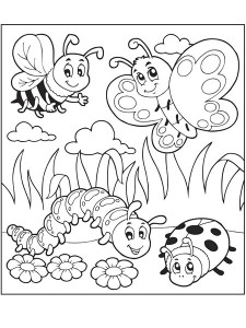 coloring pages activities