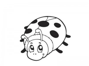 coloring pages ladybug