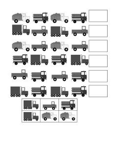 consructıons pattern for preschoolesr