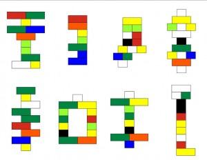 construction lego worksheets