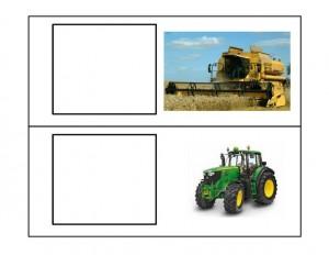 constuctions montessori vehicles