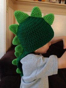 dinosaur hat for gırls