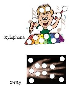 do a dot alphabet