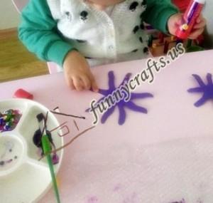 fine motor octopus craft for kids