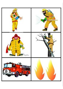 fire themed