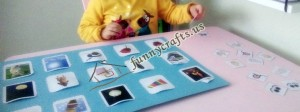 free five senses activity for preschool