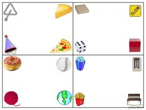 geometric shapes activities fınd diffarence