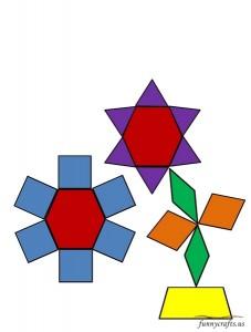 geometric shapes cool