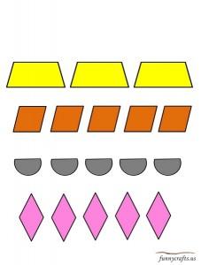 geometric shapes exercise