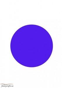 home shapes matching circle
