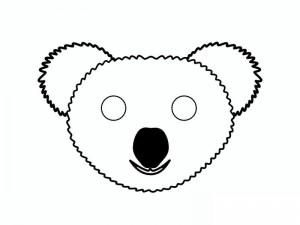 kuala mask template