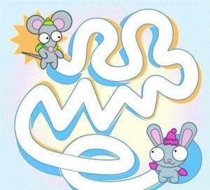 mause animals labyrinth