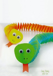 paper arts and crafts caterpillar