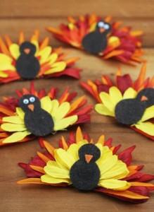 paper plate crafts turkey