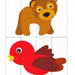 Animals Activity for Preschool