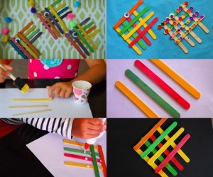 pop stick crafts