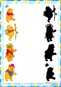 preschool activities shadow