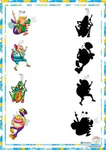 preschool activities shadow matching (2)