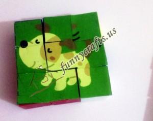 preschool puzzle activities
