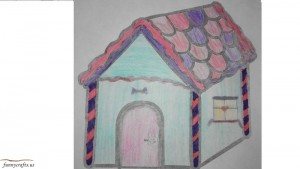 primary school I'm designing my own house