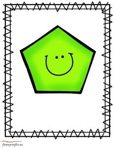 shapes pentagon