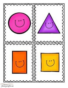 shapes preschool