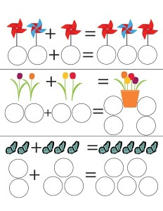 spring additions activities for preschool