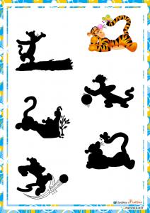 sweet tiger shadow