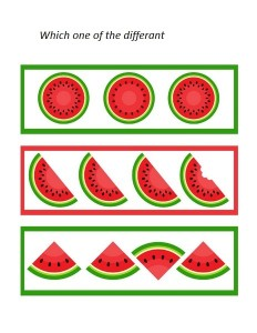 watermelon difference