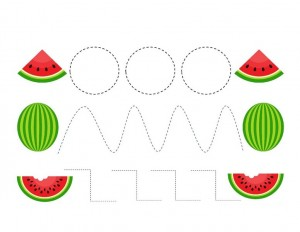 Watermelon Coloring Pages - GetColoringPages.com