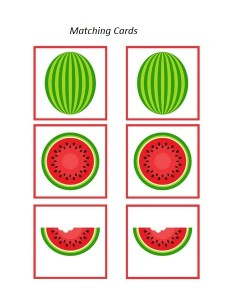 watermelon match game