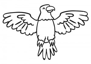 zoo coloring pages bird