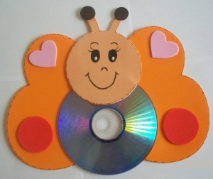CD animals craft (5)