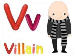 Despicable me villain