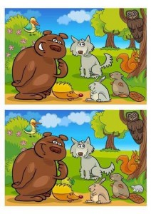 Find the difference between two images (12)