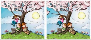 Find the difference between two images (21)