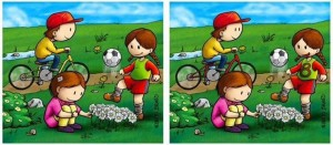 Find the difference between two images (28)