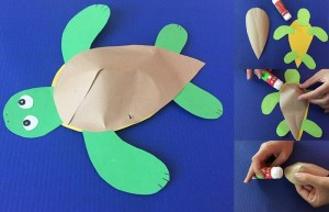How to make paper animals craft (11)