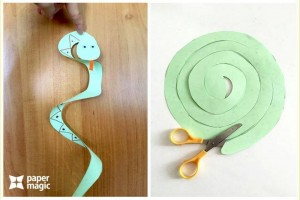How to make paper animals craft (22)
