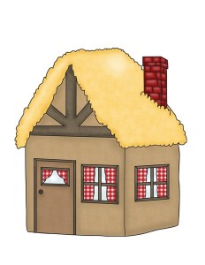 Little red riding hood forest home